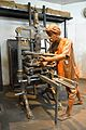 Hopkinson & Cope - Printing Press - Amritamoyee - Information Revolution Gallery - National Science Centre - New Delhi 2014-05-06 0763.JPG