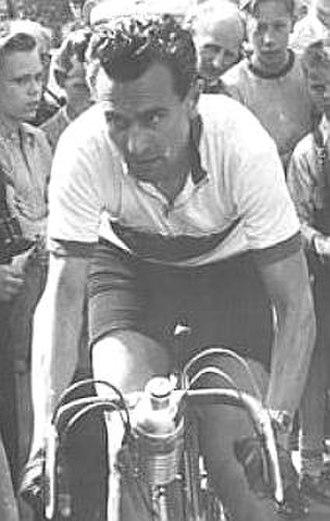 Horst Tüller - Tüller in 1955