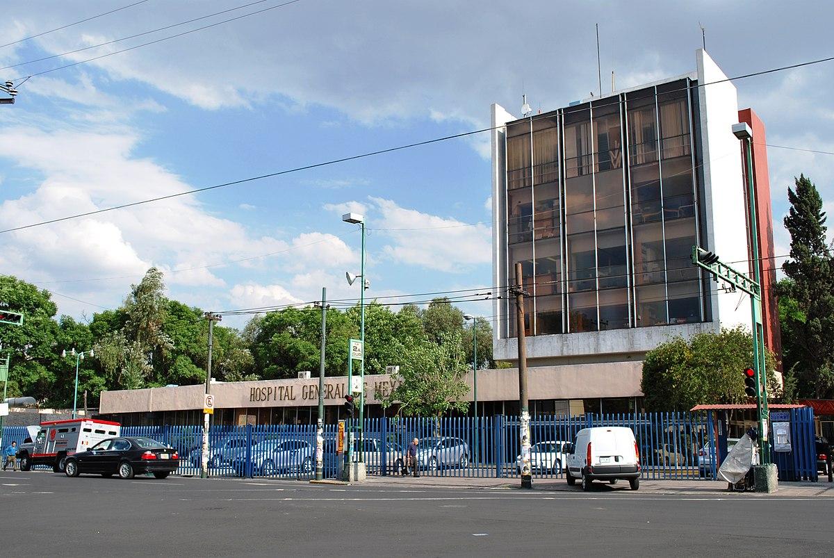 Resultado de imagen para hospital general de mexico