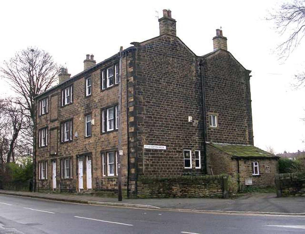 Houses - Little Horton Green - geograph.org.uk - 636615.jpg
