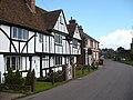 Houses on the Green, Chartham - geograph.org.uk - 760253.jpg