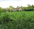 Houses on the northern edge of Aylsham - geograph.org.uk - 1290688.jpg