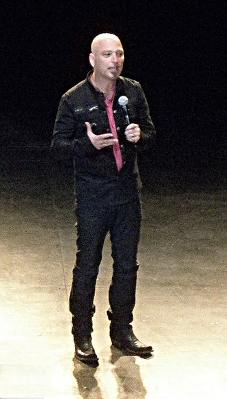 Howie Mandel - Mandel in Monroe, Washington, 2010