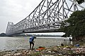 Howrah Bridge Over River Hooghly - Kolkata 2017-09-02 2487.JPG