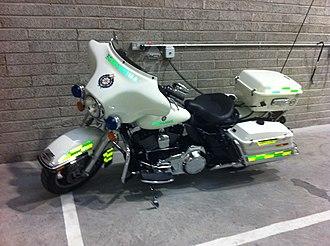 HSE National Ambulance Service - Image: Hseharley