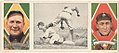 Hugh Jennings-Tyrus Cobb, Detroit Tigers, baseball card portrait LCCN2008678478.jpg
