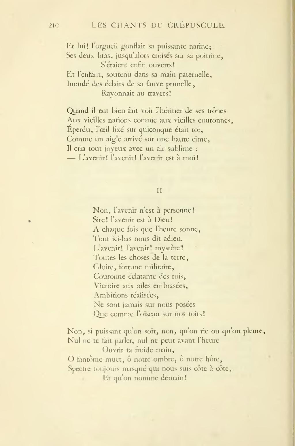 Page Hugo œuvres Completes Impr Nat Poesie Tome Ii Djvu 222