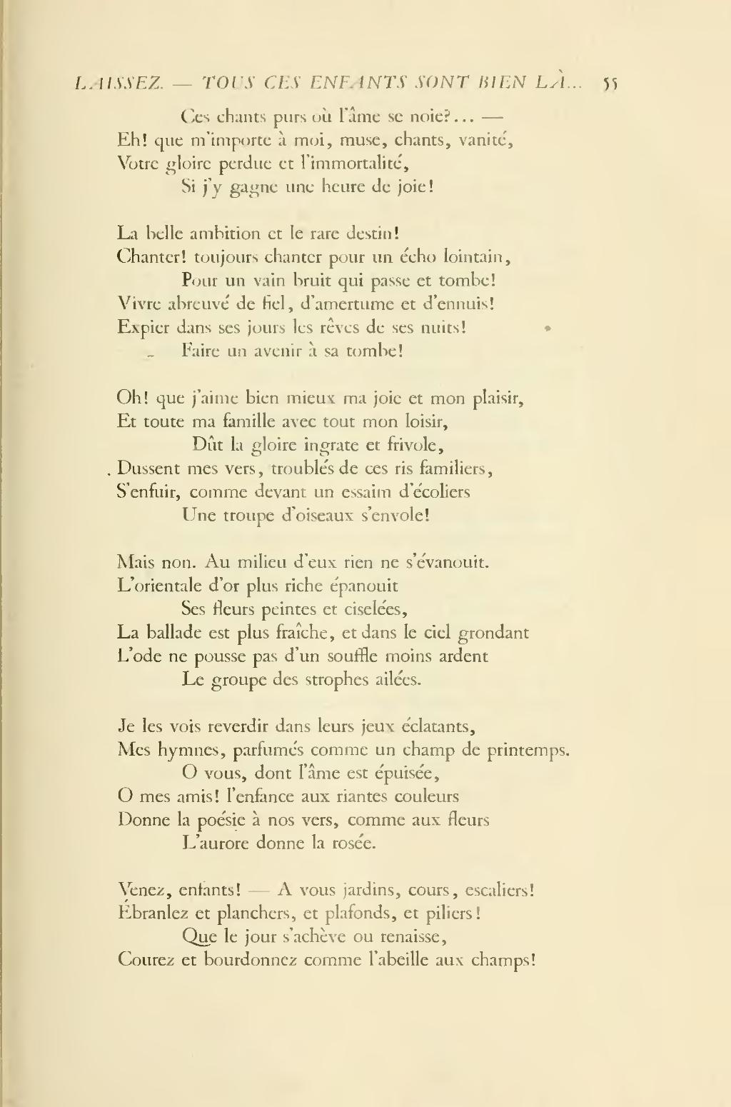 Pagehugo œuvres Complètes Impr Nat Poésie Tome Ii