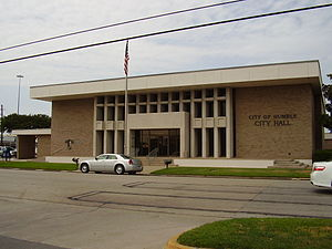 Humble, Texas - Humble City Hall