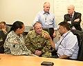 Hurricane Joaquin press conference at MEMA (21887084485).jpg