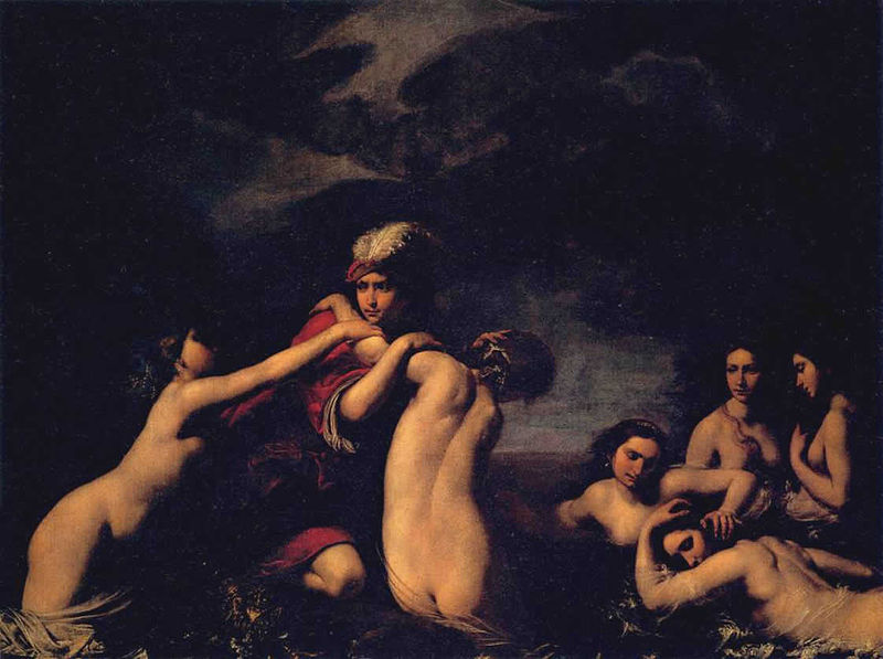 File:Hylas and the Nymphs by Francesco Furini.jpg