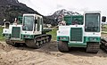 IHI C 70-2 (IHI Construction Machinery Ltd. Yokohama,Japan) Crawler Carriers in Switzerland.jpg