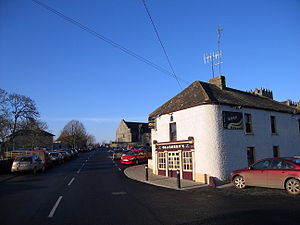 Holycross - The village pub