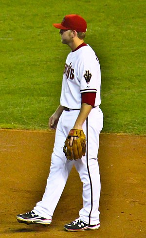 Mark Reynolds (baseball) - Reynolds playing for the Arizona Diamondbacks in 2010