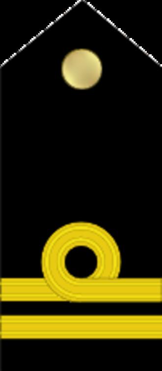 Lieutenant (navy) - Image: IN Lieutenant
