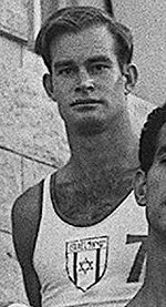 ISRAEL BASKETBALL TEAM. R-L 1ST. ROW, A. HEMO (cropped).jpg