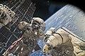 ISS-37 EVA (i) Oleg Kotov and Sergey Ryazansky.jpg
