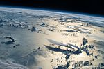 ISS-48 Sheared thunderstorms over the Philippine Sea.jpg