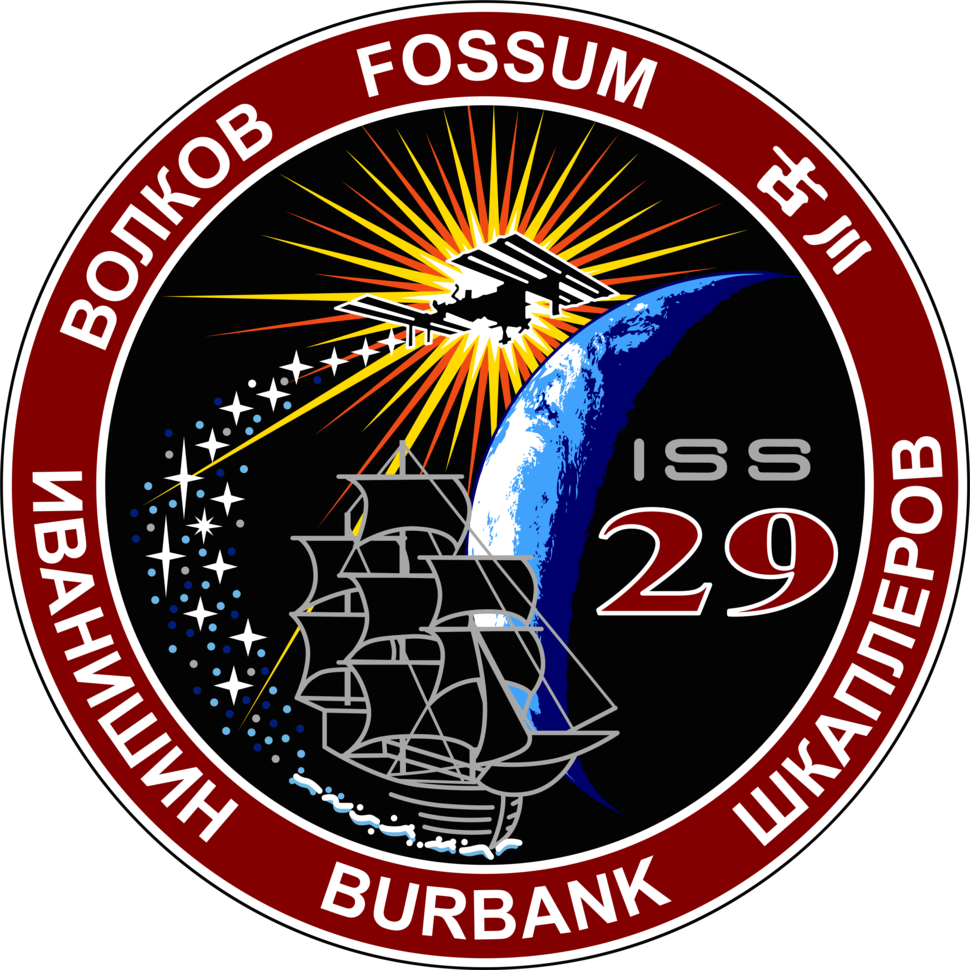ISS Expedition 29 Patch