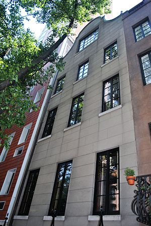 Stephen Sondheim - Stephen Sondheim House, Turtle Bay, New York City, New York