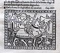 Iacobus de Cessolis, Libro di giuocho di scacchi, incunabolo, per maestro antonio miscomini, firenze 1 marzo 1493, 07 cavallo.jpg
