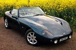 TVR Griffith (1991–2002)