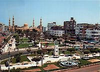 Ibrahimy Sq.-Gardens and Ibrahim El-Desouky Mosque.jpg