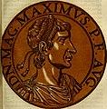 Icones imperatorvm romanorvm, ex priscis numismatibus ad viuum delineatae, and breui narratione historicâ (1645) (14746695755).jpg