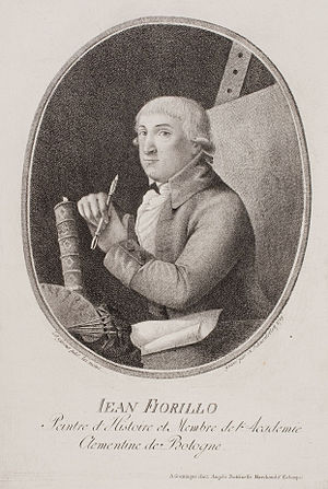 Johann Dominicus Fiorillo - Johann Dominicus Fiorillo