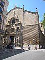 Iglesia de la Madre de Dios de Belén, Barcelona - panoramio.jpg