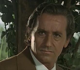 Alberto de Mendoza - De Mendoza in The Forgotten Pistolero (1969)