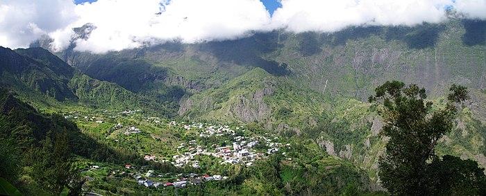 Quoi faire à l'île de la Réunion, visiter l'îlet à Cordes à Cilaos.