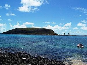 Abrolhos Archipelago - View of Ilha Redonda in the Abrolhos Archipelago.