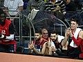 Ilimane Diop 12, Patricio Garino 29 & Tornike Shengelia 23 Saski Baskonia 20180105.jpg