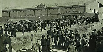 Mestalla Stadium - Inauguration day, 20 May 1923.