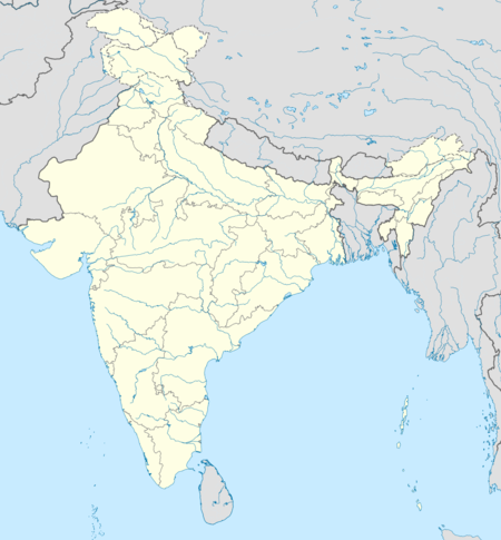 2012 Indian Premier League is located in India