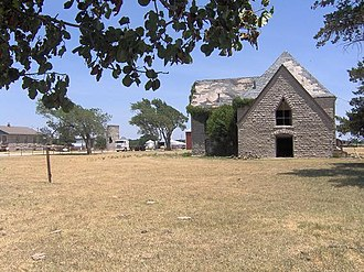 Reformed Presbyterian Church of North America - A recent picture of the former Indian Mission property