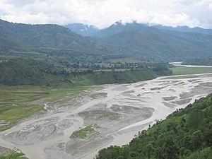 Indravati River, Nepal - Indravati River