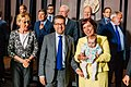 Informal meeting of ministers responsible for competitiveness (research, COMPET). Family photo Family photo (36019833351).jpg