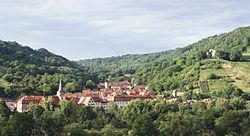 Skyline of Ingelfingen