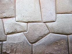 Inka mauern cuzco