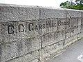 Inscription on Garstang Bridge - geograph.org.uk - 435657.jpg