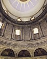 Inside of the Dome at Victoria Memorial West Bengal Kolkatta.jpg