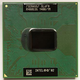 Pentium M - Pentium M 1.4 with Banias core