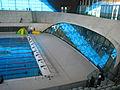 Interior London Aquatics Centre Aug 2014 03.JPG