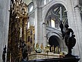 Interior of Metropolitan Cathedral - Mexico City - Mexico - 02 (15509377652).jpg