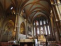 Interior of the Matthias Church, 2013 Budapest (241) (13228745834).jpg