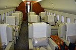 Interior of the Swaziland Government McDonnell Douglas MD-87 (2) by Vitaly Druchenok.jpg