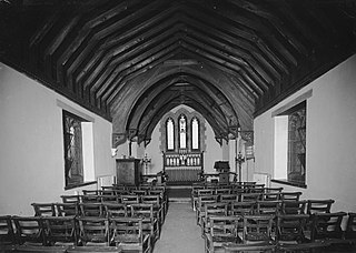 Interior of an unidentified church