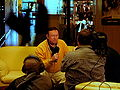 Interview with Zbigniew Buczkowski in Hotel Gdynia during XXXV Polish Film Festival in Gdynia 2010 - 1.jpg